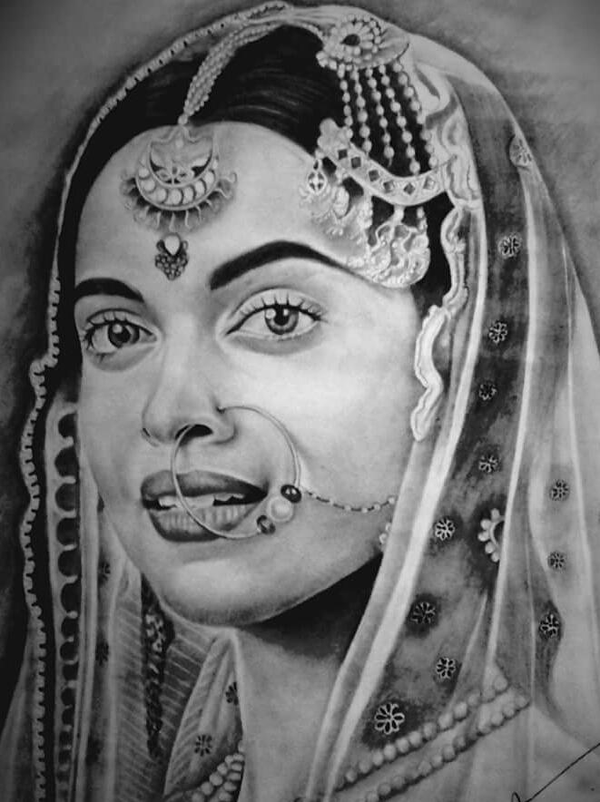 Deepika Padukone by ranju